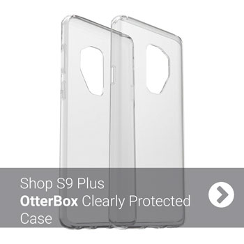 OtterBox Clearly Protected Skin S9 Plus Case