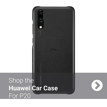 huawei p20 car case