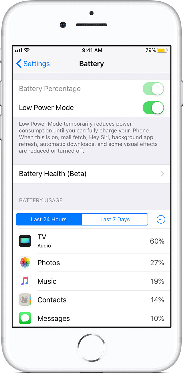 iphone battery saver mode how to improve iphone x battery mobile 15189