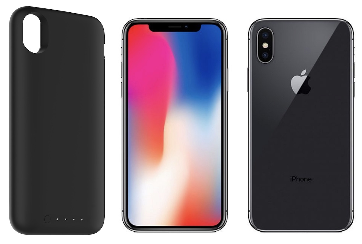 First iPhone X battery case announced!