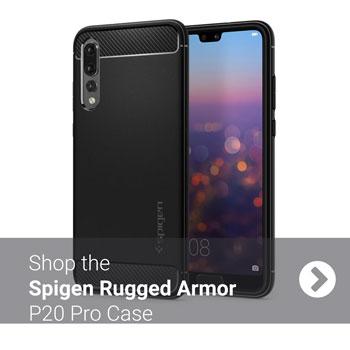 p20 pro spigen rugged armor