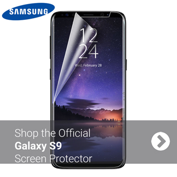Official S9 Screen Protector - Twin Pack