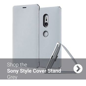 wholesale dealer 7d118 0323a Sony Xperia XZ2 Style Cover Stand Case Review | Mobile Fun Blog
