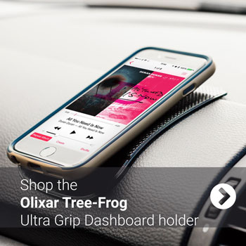 Olixar Tree Frog dashboard car phone holder