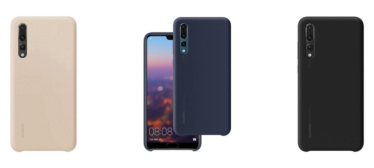 Huawei P20 Pro official case roundup   Mobile Fun Blog