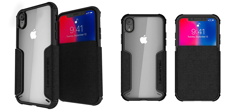 Ghostek Exec 3 Series Wallet Case - Black