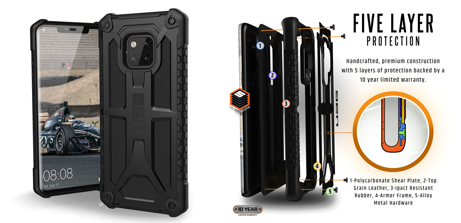 huge discount 1fe16 2419a Best Huawei Mate 20 Pro Cases | Mobile Fun Blog