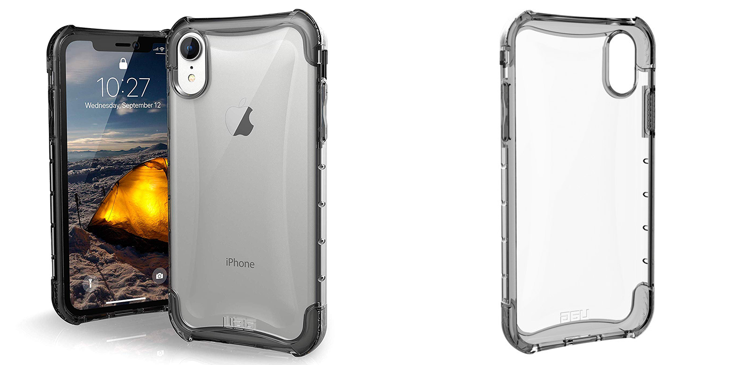 UAG Plyo iPhone XR Tough Protective Case - Ice