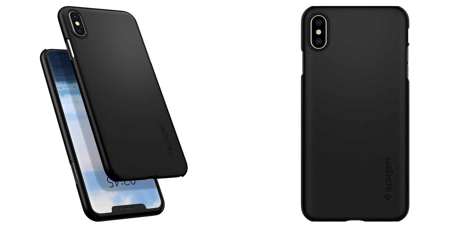 Spigen Thin Fit iPhone XS Max