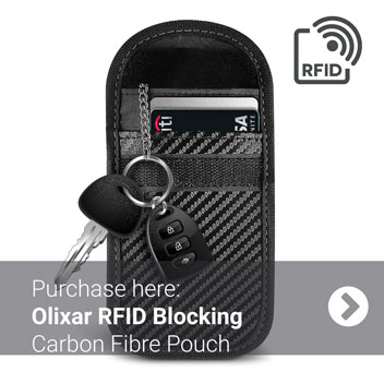 rfid blocking pouch