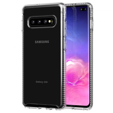 Tech21 Pure Clear Samsung Galaxy S10 Plus Case
