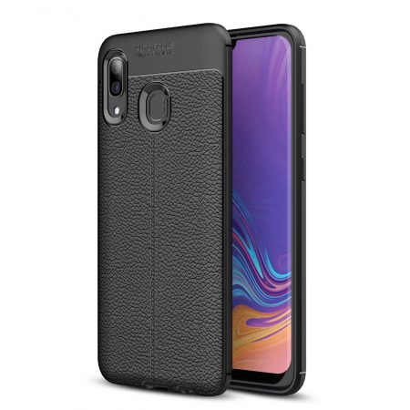 Olixar Attache Samsung Galaxy A40 Leather-Style Case