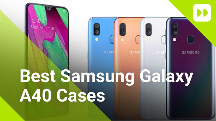 Base Samsung Galaxy A40 Cases