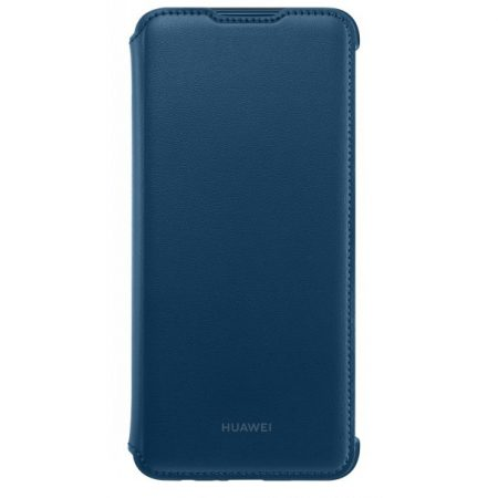Official Huawei P Smart 2019 Wallet Cover Case - Blue