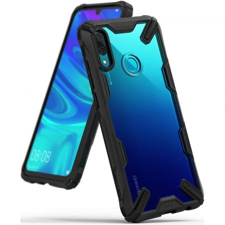 Ringke Fusion X Huawei P Smart 2019 Case - Black