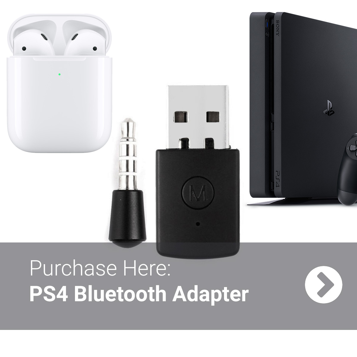 ps4 bluetooth adapter