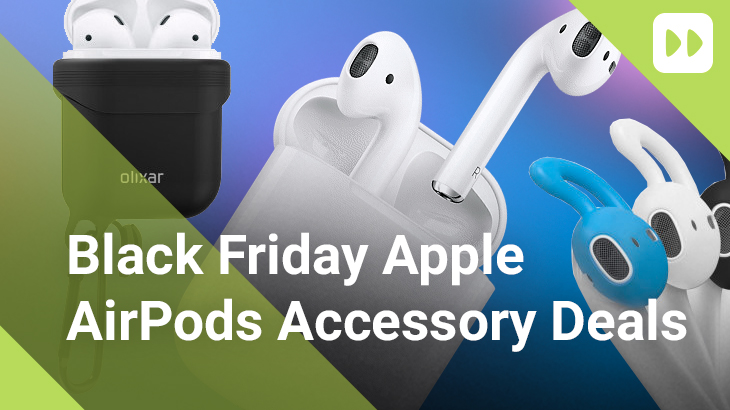 Best Black Friday AirPods Accessory Deals