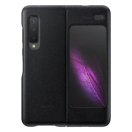 Official Samsung Genuine Leather Cover