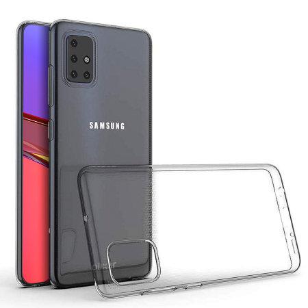 Olixar Ultra-Thin Samsung Galaxy A51 Case