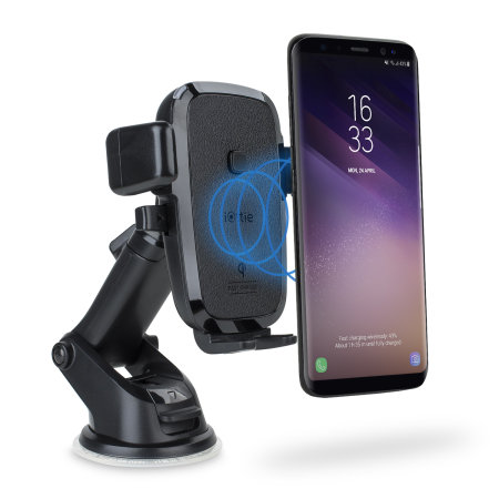 iOttie Easy One Touch Wireless Charging Car Holder