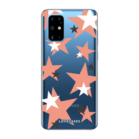 LoveCases Pink Star Case