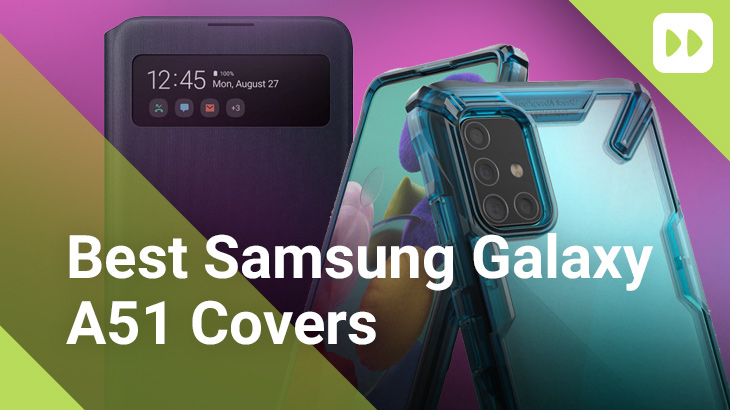 Best Samsung Galaxy A51 Covers