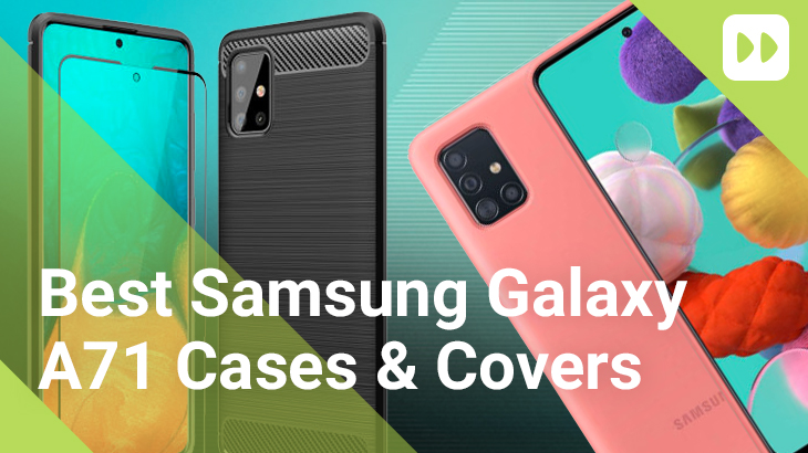 Best Samsung Galaxy A71 Cases Blog