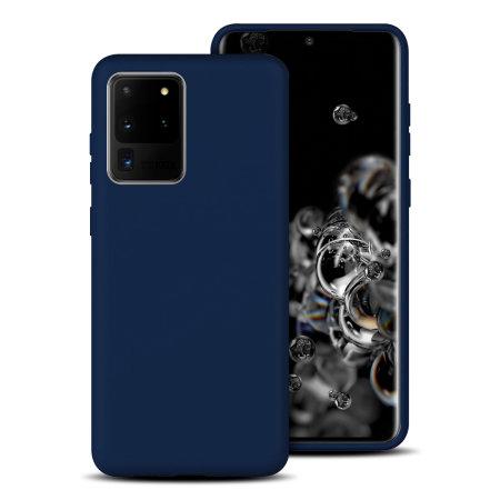 Olixar Samsung Galaxy S20 Ultra Soft Silicone Case