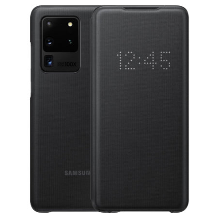 Official Samsung Galaxy S20 Ultra LED View Cover Case