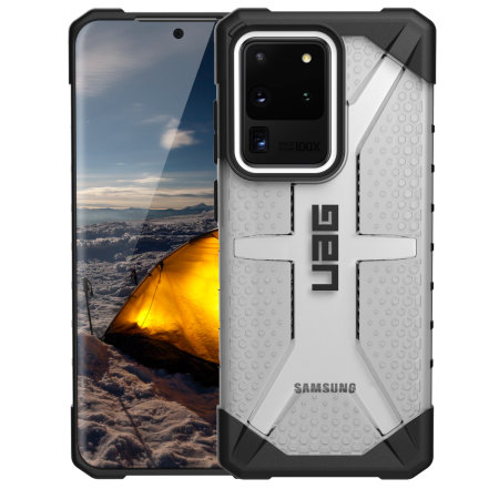 UAG Plasma Samsung Galaxy S20 Ultra Protective Case