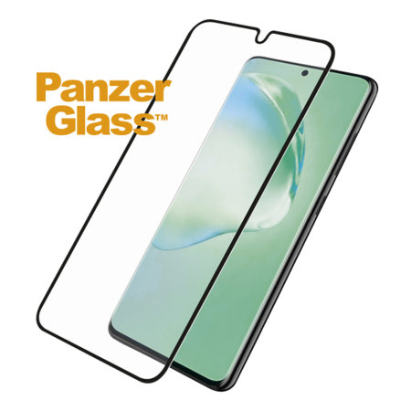 PanzerGlass Samsung Galaxy S20 Plus Biometric Glass Screen Protector