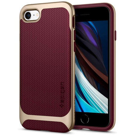 Spigen Neo Hybrid Herringbone iPhone SE 2020 Case