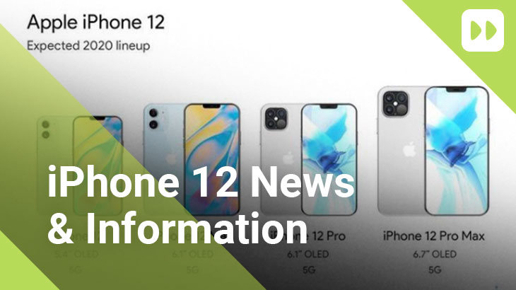 iPhone 12 News