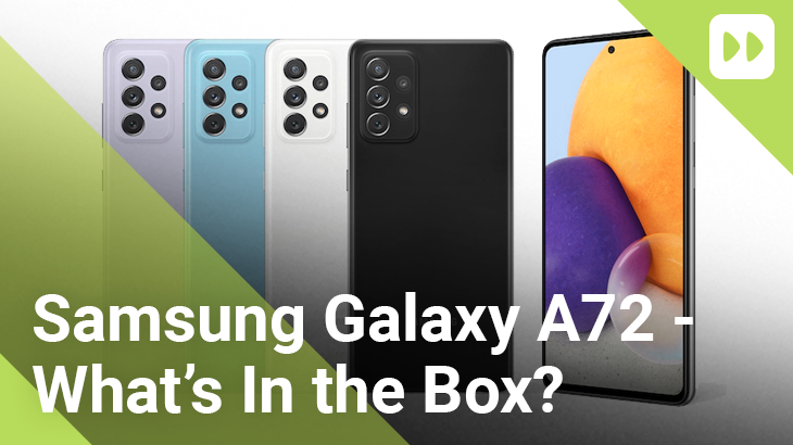 Samsung Galaxy A72 - Whats In The Box