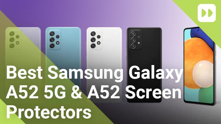 Best-Samsung-Galaxy-A52-5G-A52-Screen-Protectors