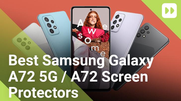 Best-Samsung-Galaxy-A72-A72-5G-Screen-Protectors