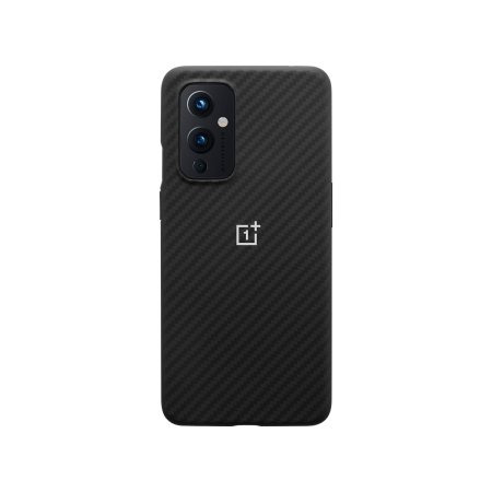 Official OnePlus 9 Karbon Bumper Case - Black