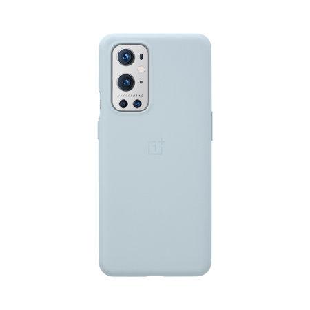 Official OnePlus 9 Pro Sandstone Bumper Case - Rock Grey