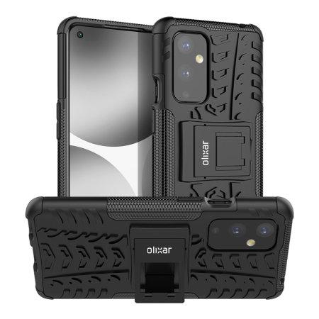 Olixar ArmourDillo Oneplus 9 Protective Case - Black