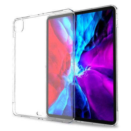 Olixar Flexishield iPad Pro 12.9 2021 5th Gen. Ultra-Thin Case- Clear