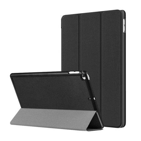 Olixar iPad 10.2 Folio Smart Case - Black
