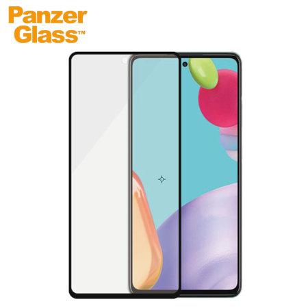 PanzerGlass Samsung Galaxy A52 Glass Screen Protector - Black