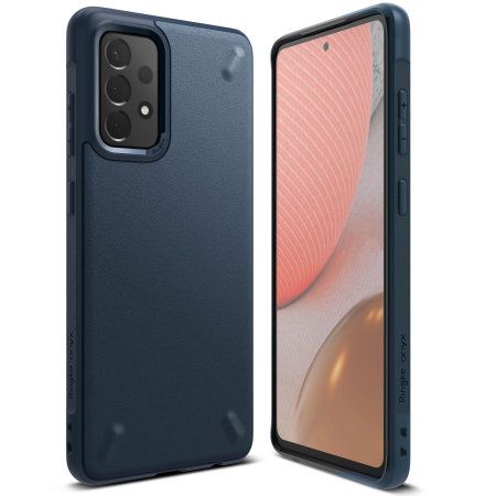 Ringke Onyx Samsung Galaxy A72 Protective Case - Navy