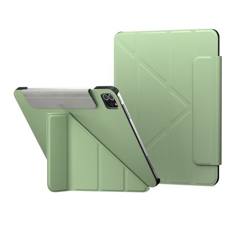 SwitchEasy Origami iPad Pro 12.9 2021 5th Gen. Wallet Case - Green