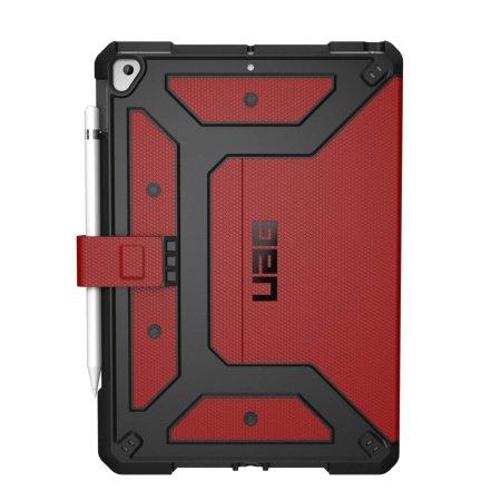 UAG Apple iPad 10.2 Metropolis Case - Magma