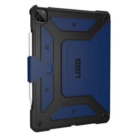 UAG Metropolis iPad Pro 12.9 2021 5th Gen. Protective Case - Cobalt