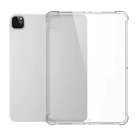 Ultra-Thin iPad Air 4 2020 Anti-Shock TPU Gel Case - Crystal Clear