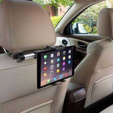 Macally Universal Tablet Headrest Mount Pro