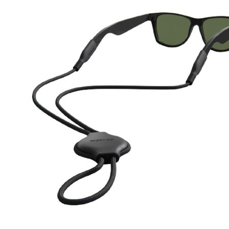 Nomad Apple AirTag Glasses Strap - Black