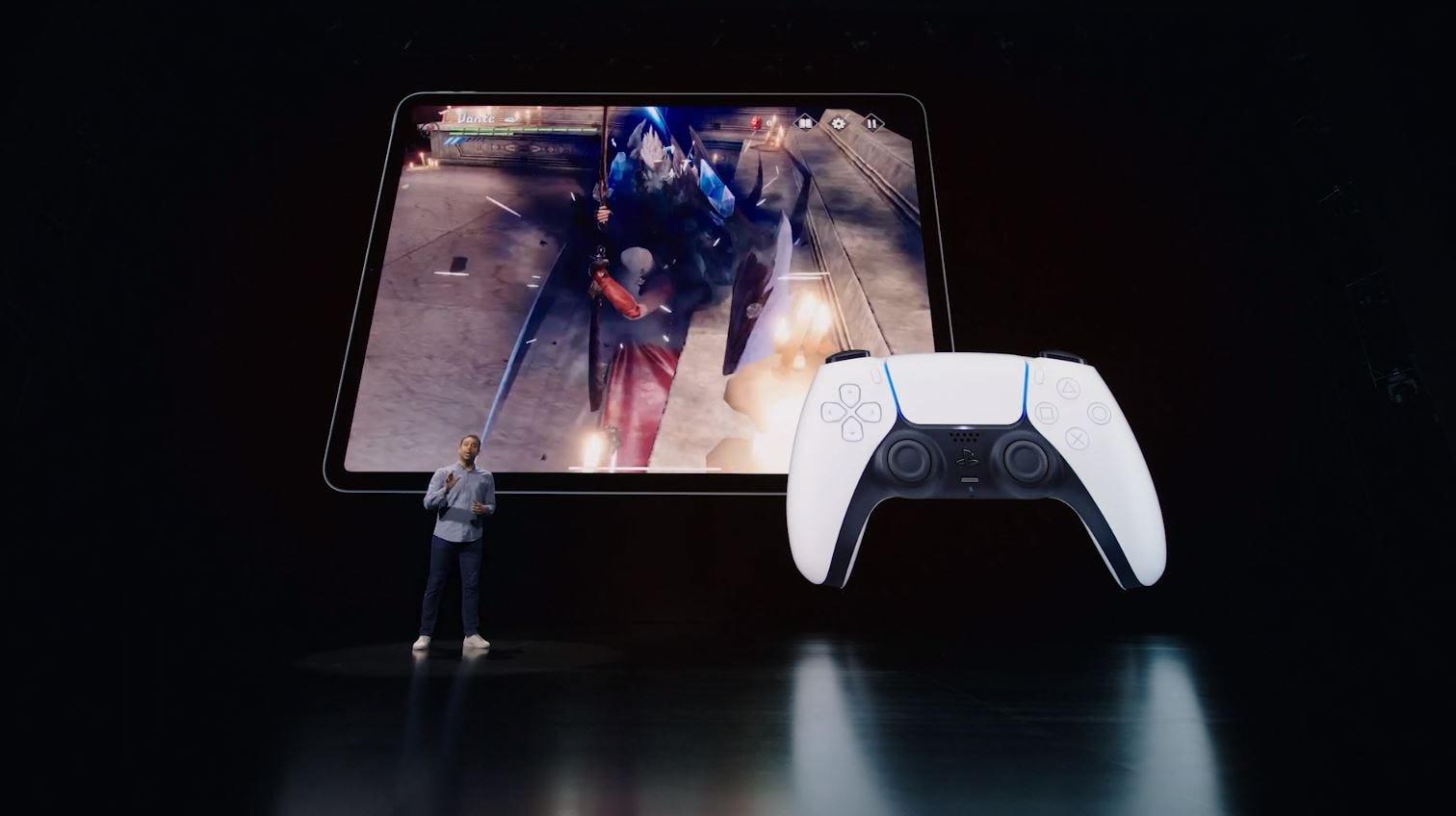 iPad OS14.5-Gaming Controllers